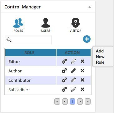 Manage User